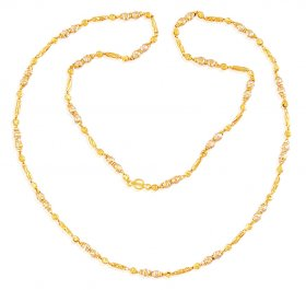 22K Gold Long Chain (24In) ( Long Chains (Ladies) )