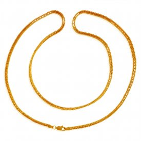 22 Karat Gold Chain for Men