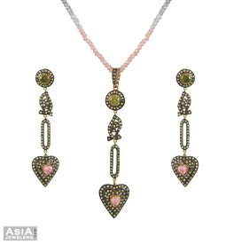 Nizams Victorian pendant Set ( Nizam Collection (Victorian) )