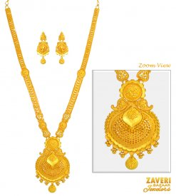 22k Necklace Sets Long Page 2 Collection Of 22k Gold Long