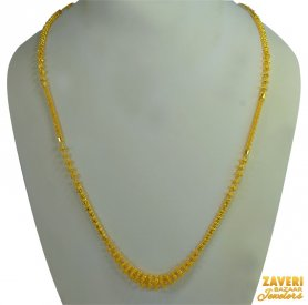 Traditional Gold Chain (28 In) ( Long Chains (Ladies) )