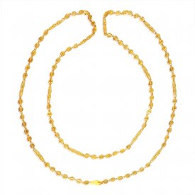 22karat Gold Long Chain for Women ( Long Chains (Ladies) )