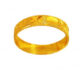 22kt Gold Wedding Band
