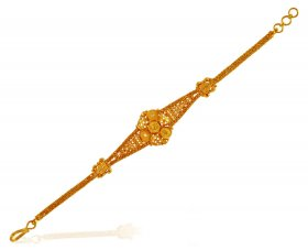 Ladies Bracelet 22K Gold ( 22K Ladies Bracelets )