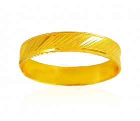 22karat Gold Band (Ring)