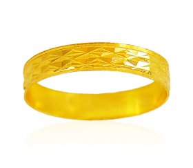 22kt Gold band (Ring)