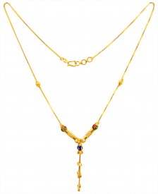 22kt Gold Necklace Chain ( Gold Fancy Chains )
