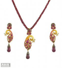 Victorian Pendant Set (Nizam) ( Nizam Collection (Victorian) )
