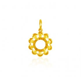 22K Gold Fancy Pendant ( Gold Fancy Pendants )
