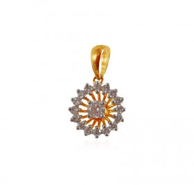 Gold Diamond Pendant ( Diamond Pendants )