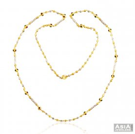 Beautiful Gold Meena Chain