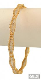 Exclusive Diamond Bangle (Genuine) ( Diamond Bangles )
