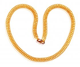 22K Heavy Gold Chain