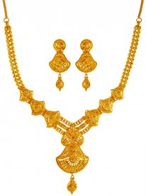 22kt Gold Light Construction Set