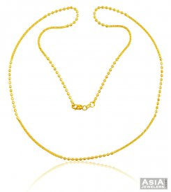 Fancy Ball Gold Chain ( Gold Fancy Chains )