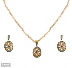 Pendant Set (Nizam Jewelry) ( Nizam Collection (Victorian) )