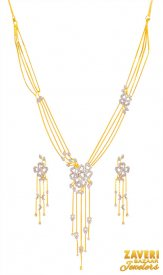 Beautiful Designer Necklace Set ( Stone Necklace Sets )